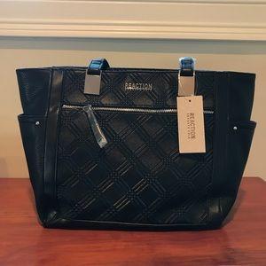 Reaction Kenneth Cole Black Handbag- NEW